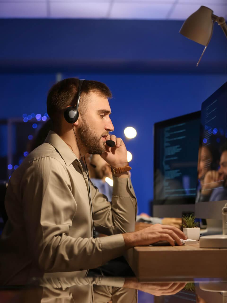 Hızlı iletişim ve teknik destek